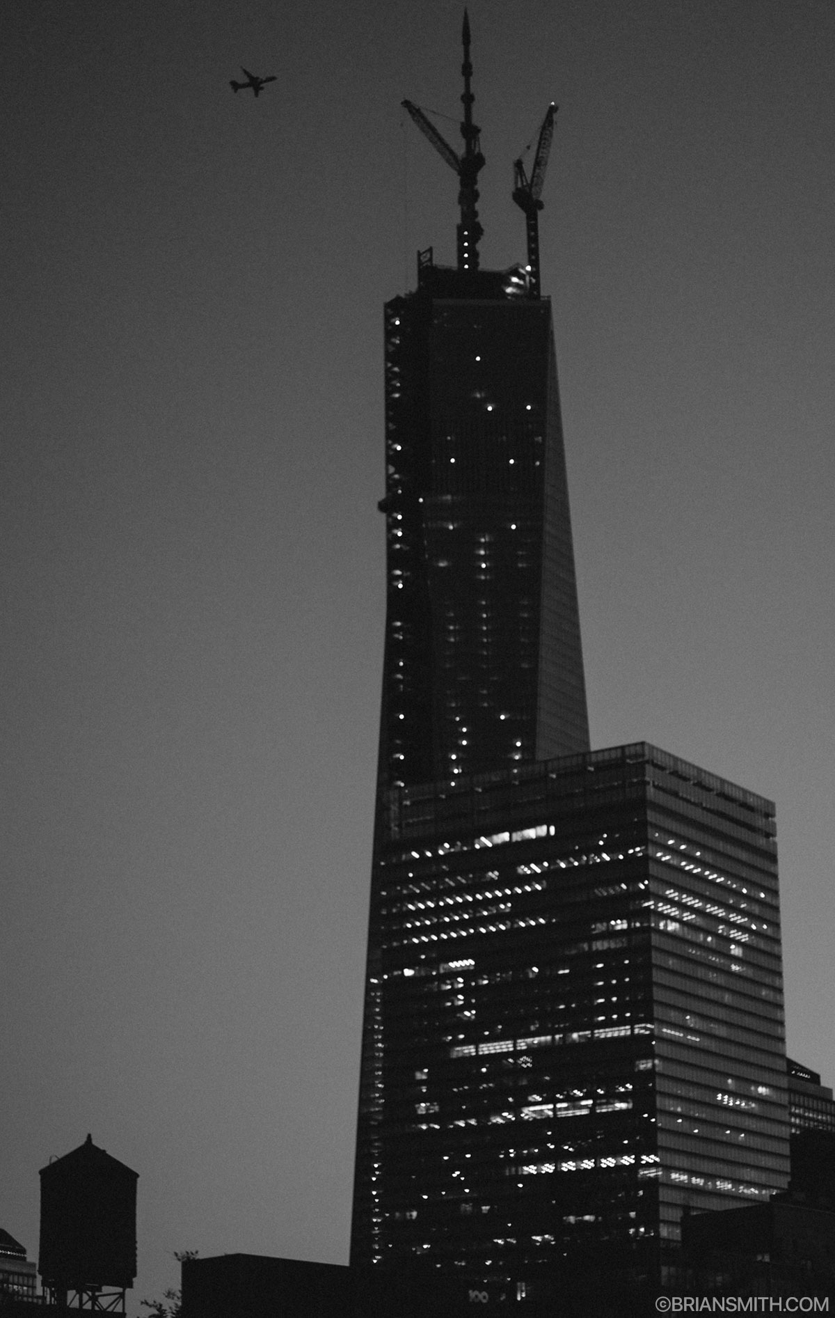 new york world trade photographed with Zeiss Touit 32mm 1.8