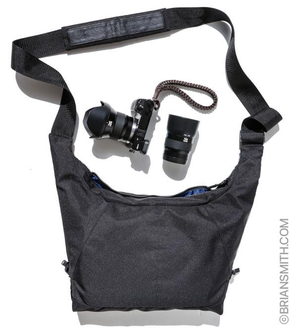 Zeiss Touit Sony sling bag