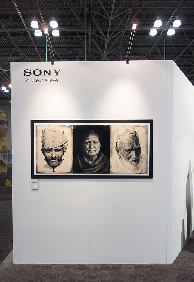 Faces of Rajasthan at PhotoPlus Expo