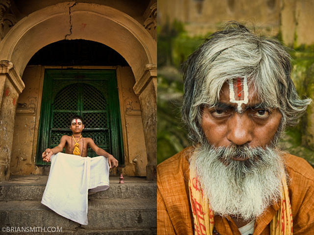 location photography of people - portraits in nepal