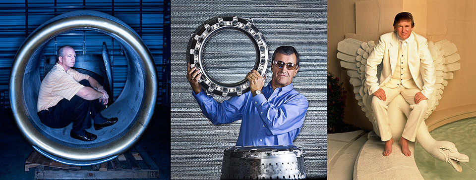 Corporate portrait photography by Miami photographer Brian Smith