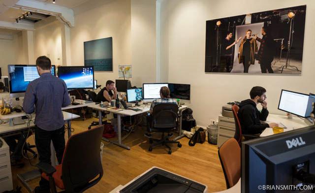 Professional photography portfolio website design team at PhotoShelter