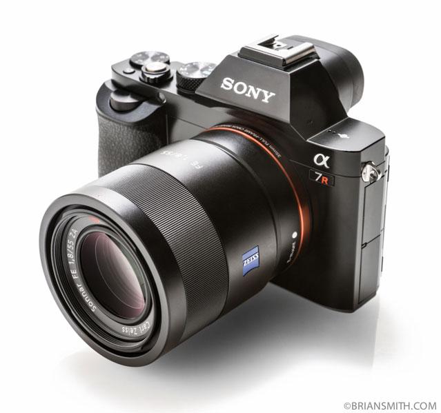 Sony A7 A7R cameras