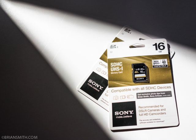 sony sd cards 16gb walmart