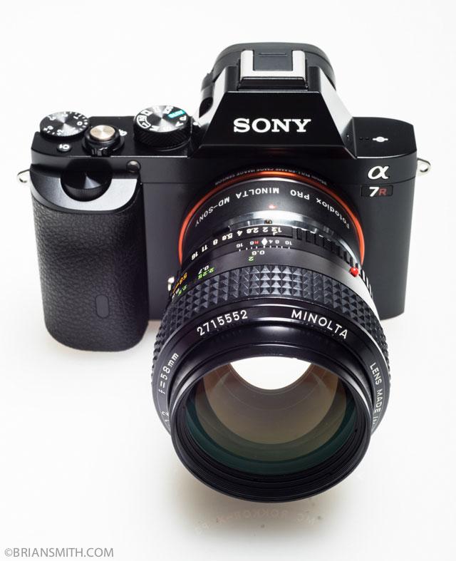 Guide to Sony a7 a7R a7S a7II a7RII a7SII Lens Adapters - Part 2