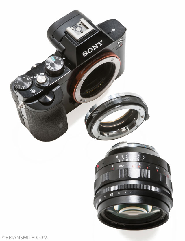 Guide to Sony a7 a7R a7S Mark I, II & III Lens Adapters