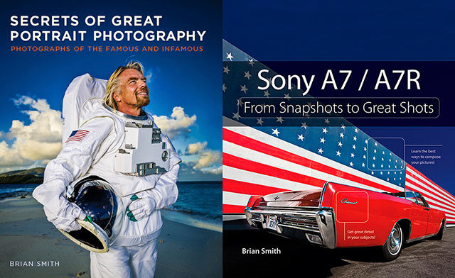 Secrets of Great Portrait Photography and Sony A7/A7R From Snapshot to Great Shots