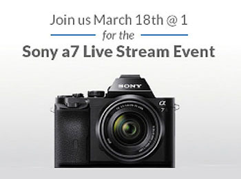 Sony-A7-Webcast