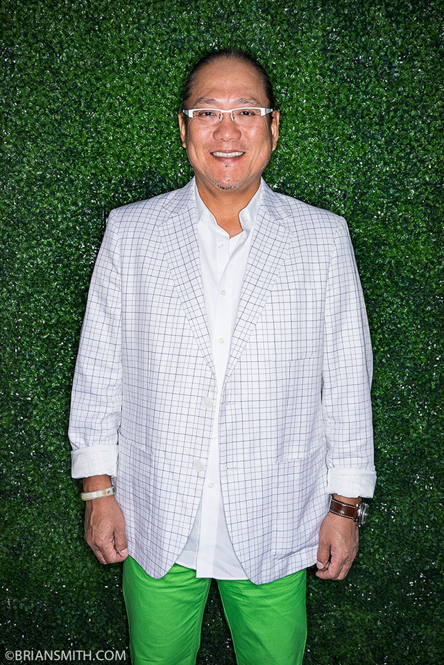 Iron Chef Masaharu Morimoto photographed at the Shelbourne Hotel, Miami Beach
