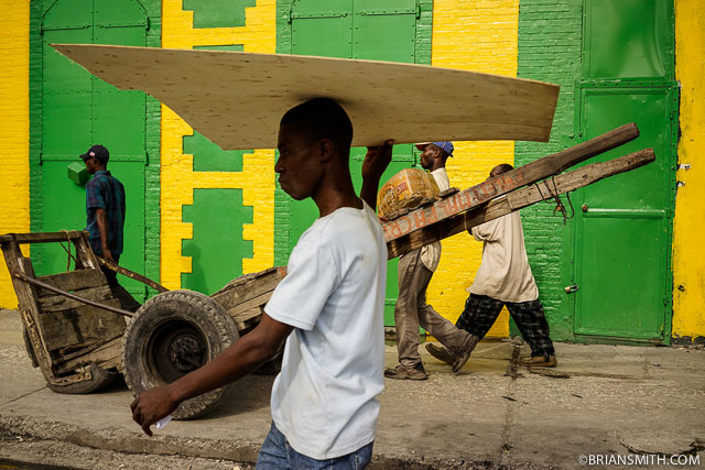 Brian Smith Haiti award winning photojournalism documentary photography