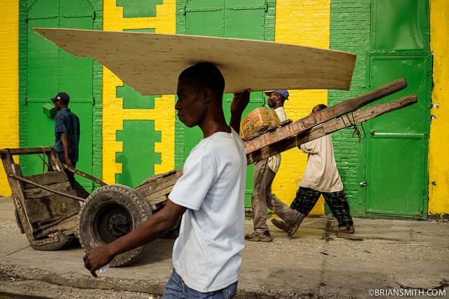 Brian Smith Wins PDN The Curator Award Haiti