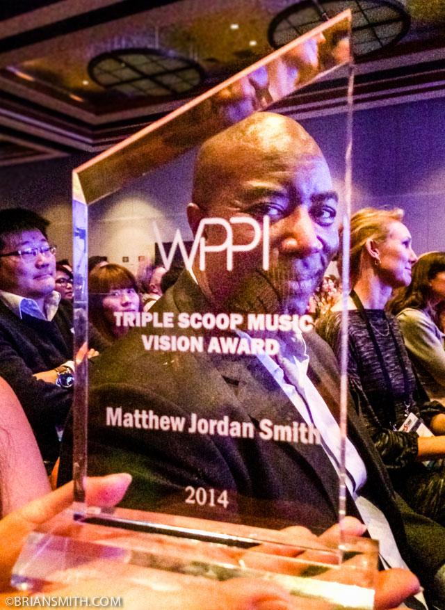 Matthew Jordan Smith WPPI Vision Award