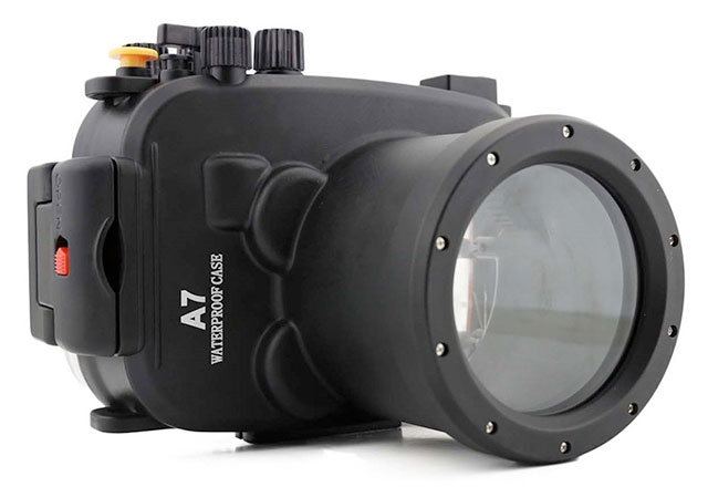 Meikon-A7-Waterproof-Housing