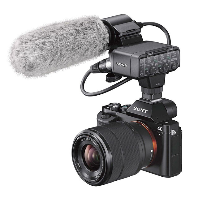 Sony-XLR-K2M-Adapter-Kit