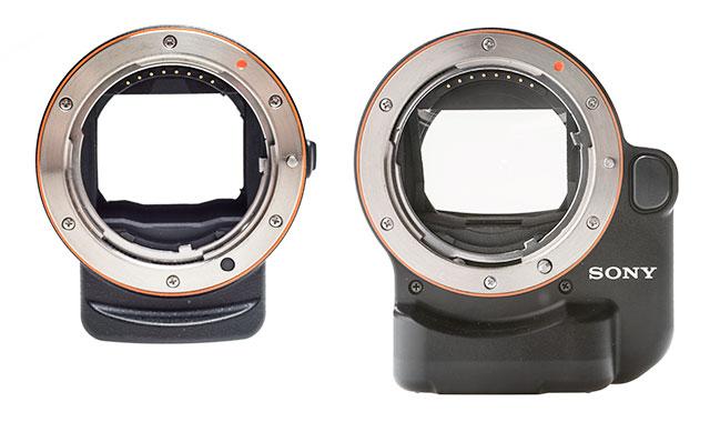 Sony-la-ea3-ea4-adapters