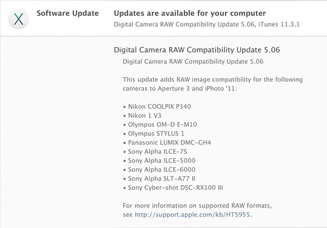 Apple-Digital-Camera-RAW-5-06-Update