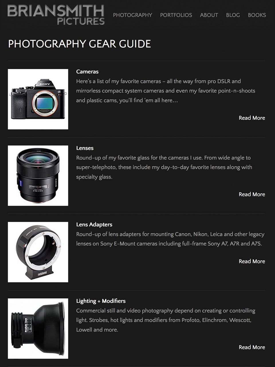 Brian-Smith-Pictures-Gear-Guide