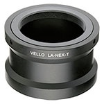 Vello-T-Mount-to-Sony-E-lens-adapter