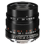 7artisans 35mm F1.4 lens