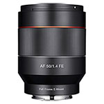 Rokinon AF 50mm f/1.4 FE Lens for Sony E-mount
