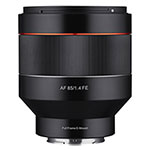 Rokinon AF 85mm f/1.4 Lens for Sony E-mount