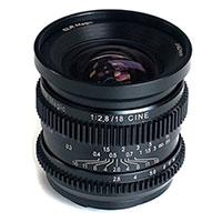 SLR Magic CINE 18mm f/2.8 Lens