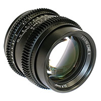 SLR Magic Cine II 50mm f/1.1 Lens for Sony E-Mount
