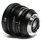 SLR Magic MicroPrime Cine 15mm T3.5 Lens for Sony E-Mount