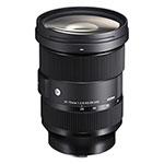 Sigma 24-70mm F2.8 DG DN Art Lens for Sony E-mount