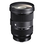 Sigma 24-70mm F2.8 DG DN Art lens for Sony E-mount