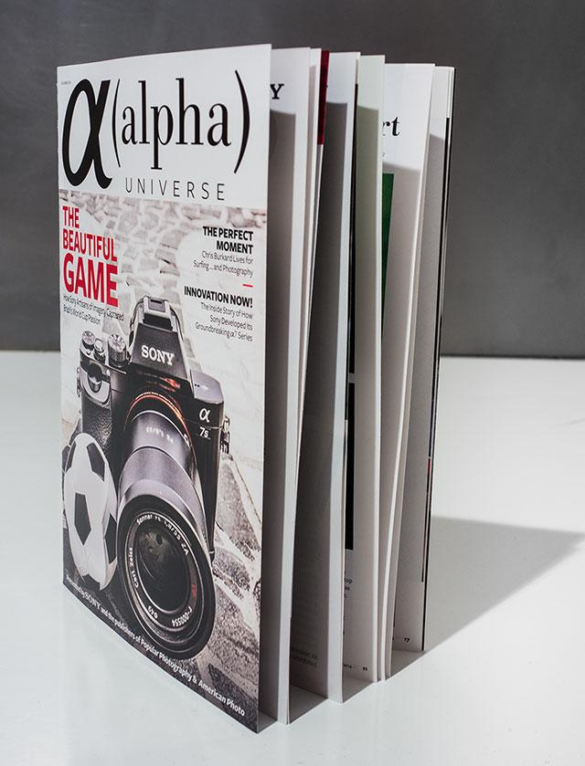 Alpha-Universe