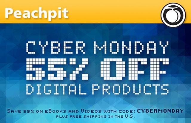Peachpit-Cyber-Monday