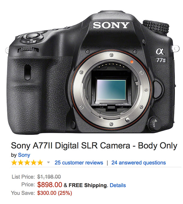 Sony-A77II-Deals