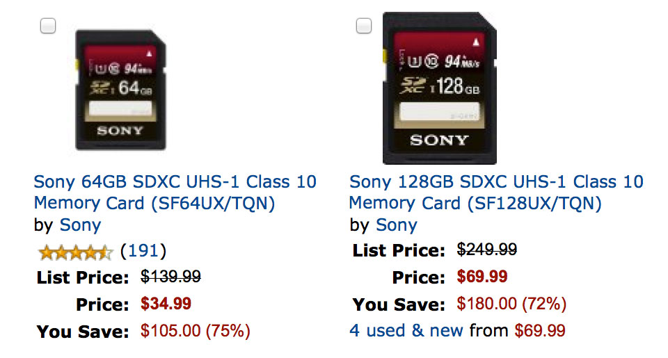 Sony-Amazon-Memory-Card-Sale