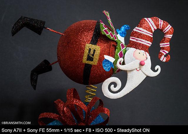 Sony A7II SteadyShot Test