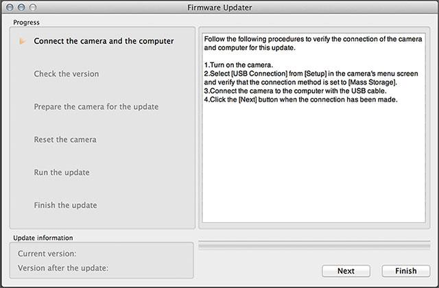 Sony-A77II-FW-Update-Step-1