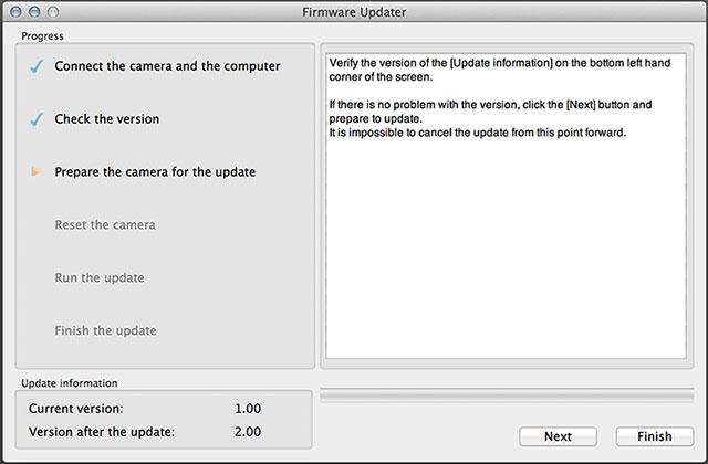 Sony-A77II-FW-Update-Step-2