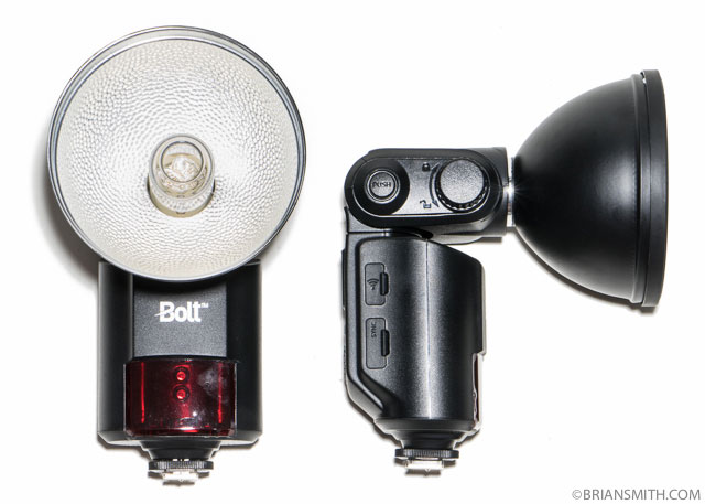 Bolt Bare-Bulb Flash VB-22