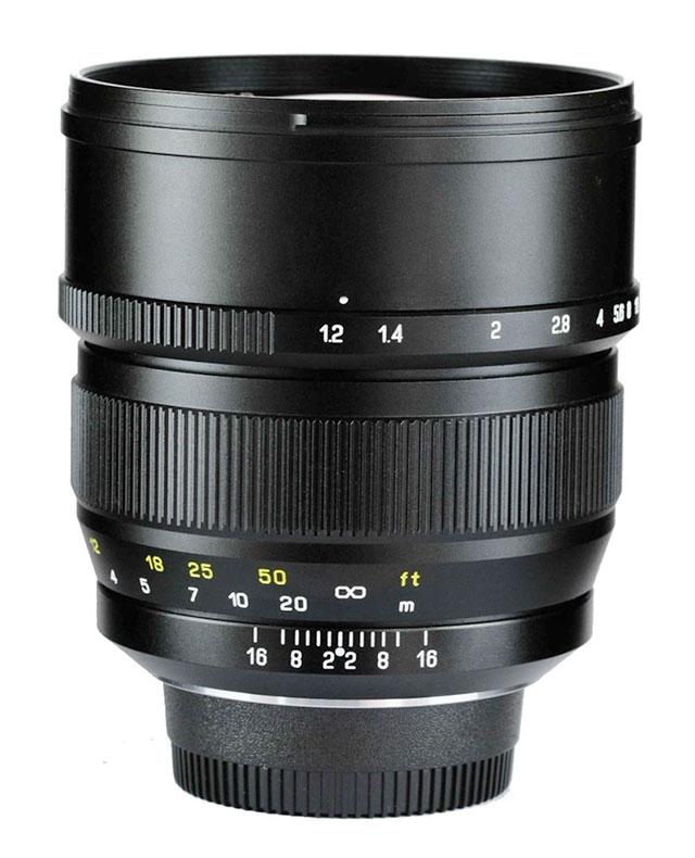 Mitakon-Speedmaster-85mm-1-2-lens