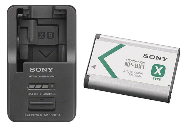 Sony-NP-BX1-BCTRX-Battery-Charger