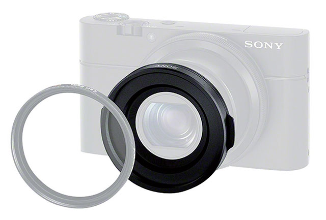 Sony-VFA-49RI-Filter-Adapter