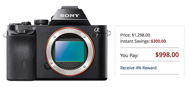 Sony-a7-instant-rebate
