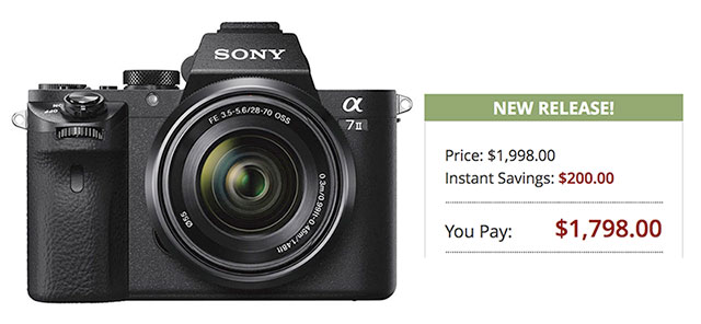 Sony-a7II-kit-instant-rebate