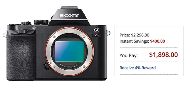 Sony-a7R-instant-rebate