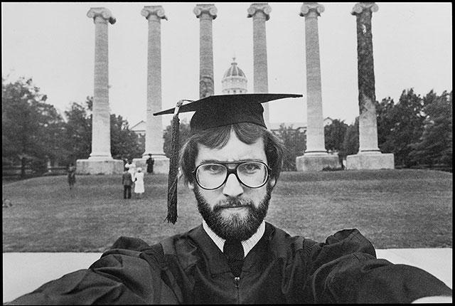 Brian Smith Graduation Day 1981