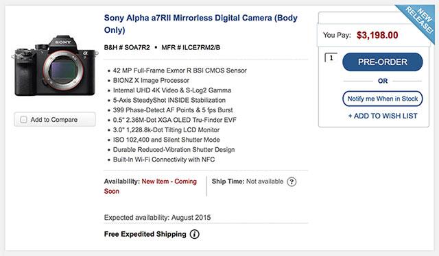 Sony-a7RII-BH