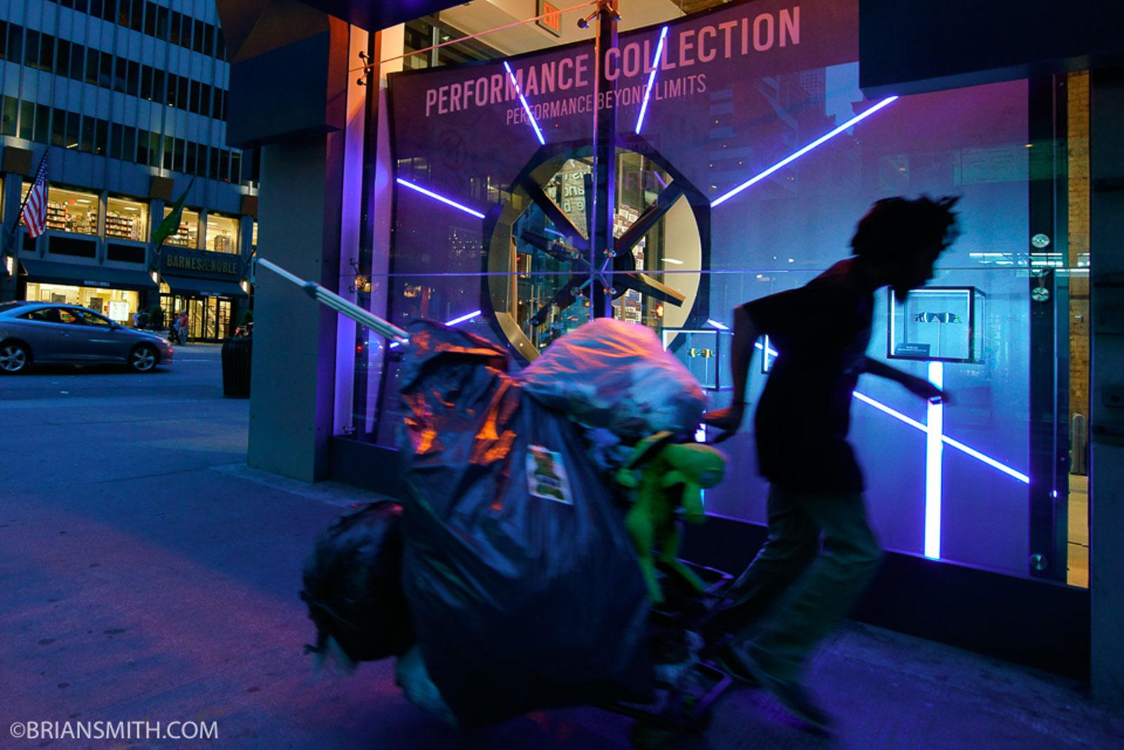 Sony a7RII Field Test New York City Night