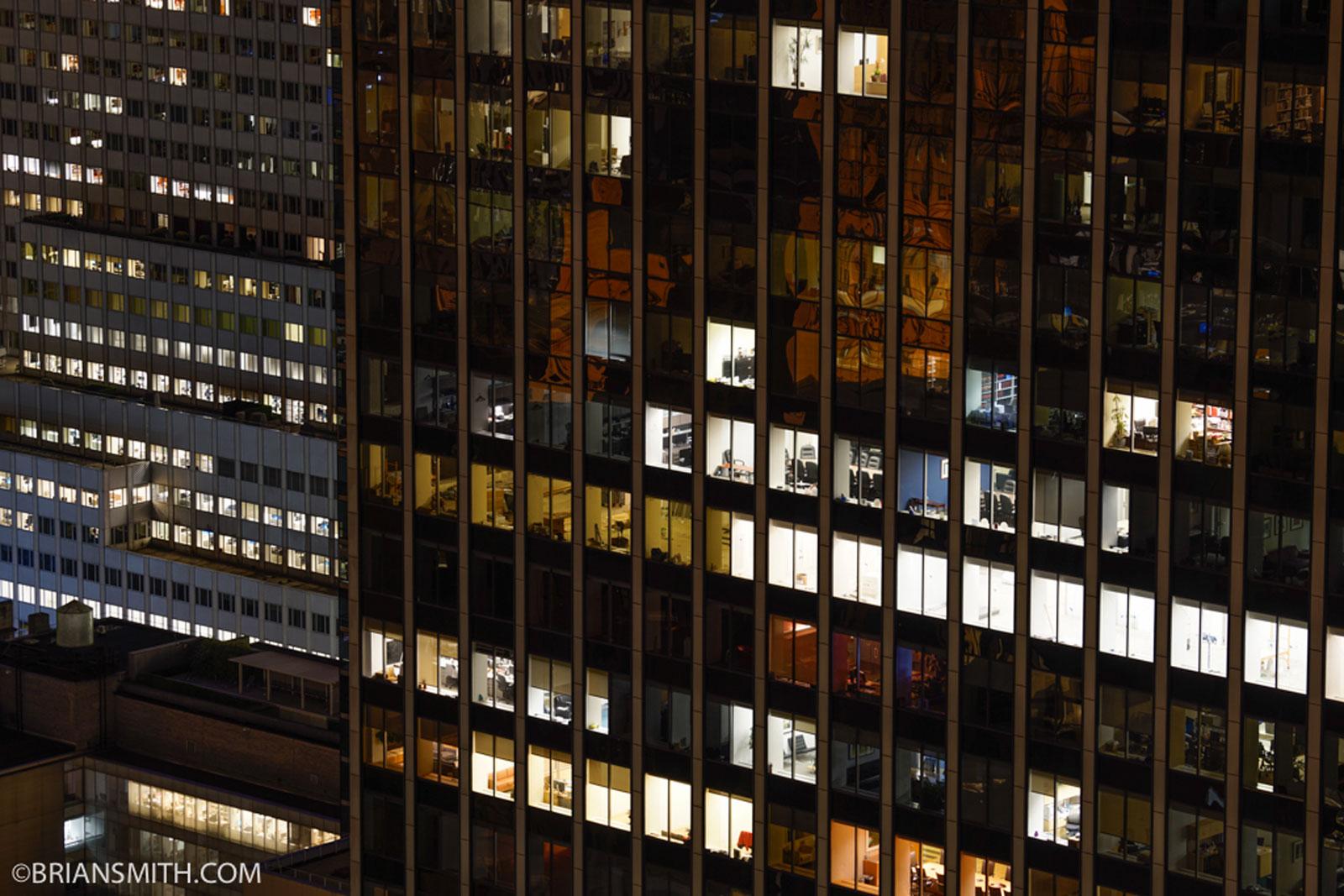 Sony a7R II Field Test New York city night