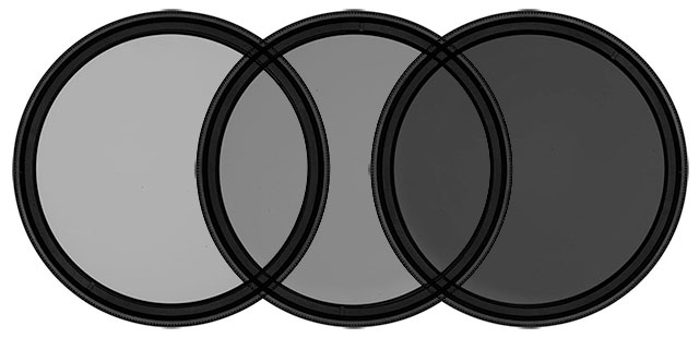 Vu-Variable-ND-filter