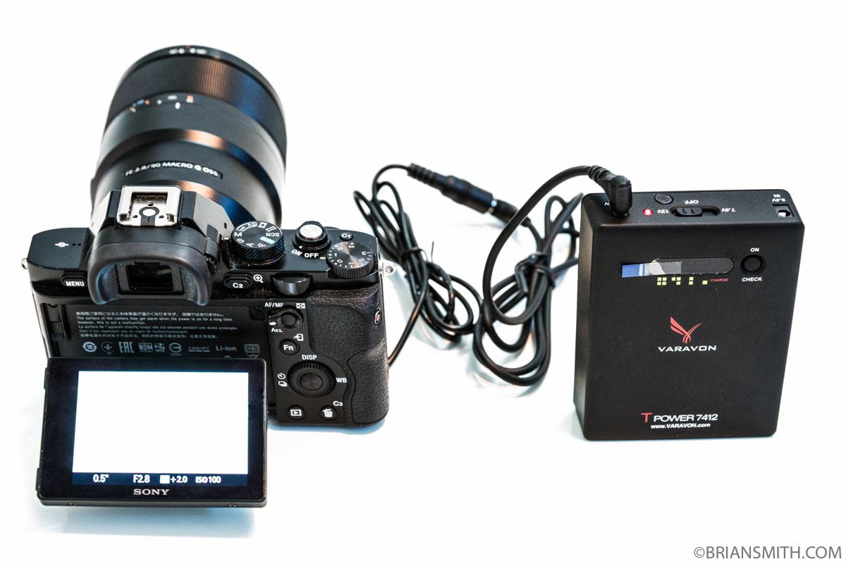 External Battery Packs For Sony A7 A7r A7s A7ii A7rii A7sii L Plate Bracket Kamera Alpha A6000